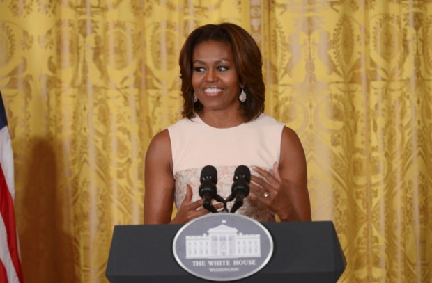 Michelle Obama In White House