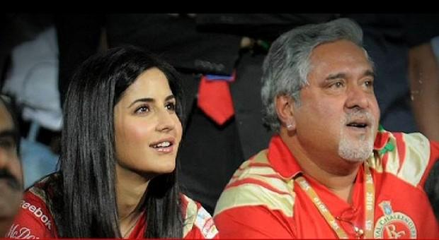 Vijay Mallya With Katrina Kaif