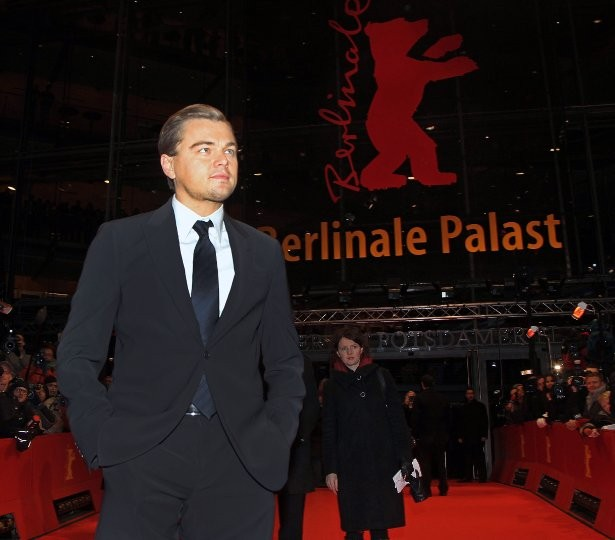 Leonardo DiCaprio at event of Shutter Island