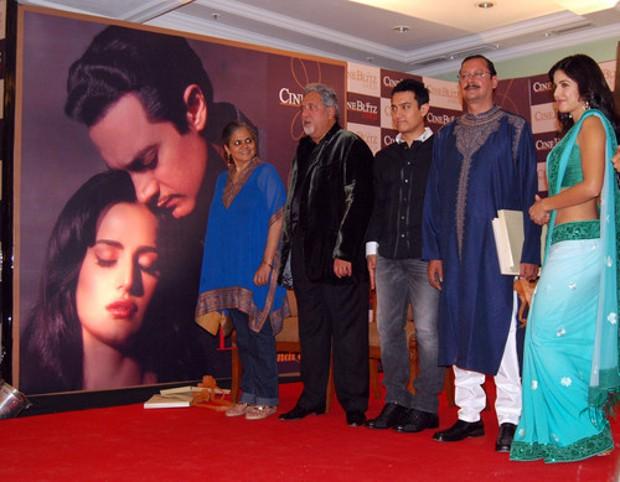 Vijay Mallya With Amir Khan