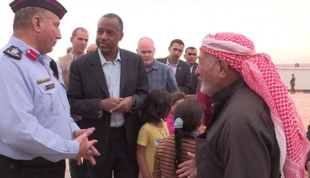 Ben Carson in His Visit to Syria