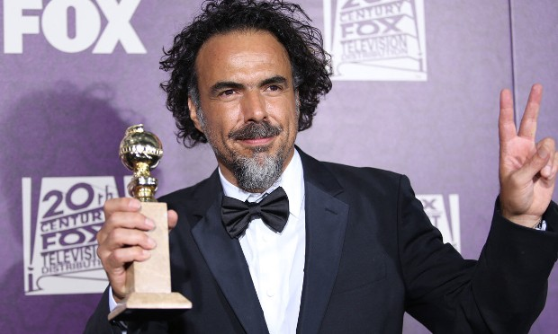 Alejandro González Iñárritu Won Golden Globe Award for Birdman