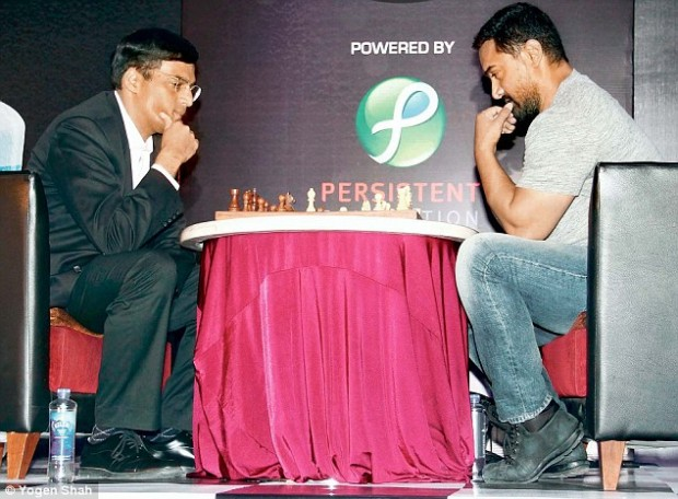 Anand With Ameer Khan