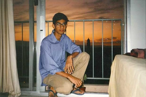 Sundar Pichai in 1994