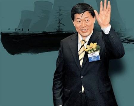 Zhang Shiping Business Tycoon