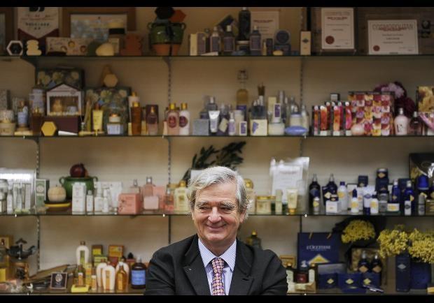 Reinold Geiger At Store