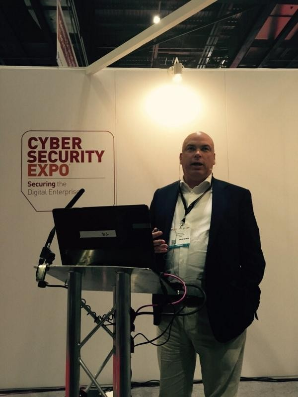 Michael Lynch Cyber Security Expo
