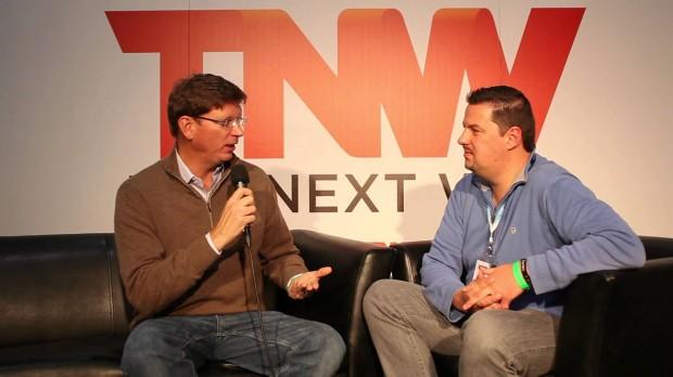 Niklas Zennstrom at  Dublin Web Summit