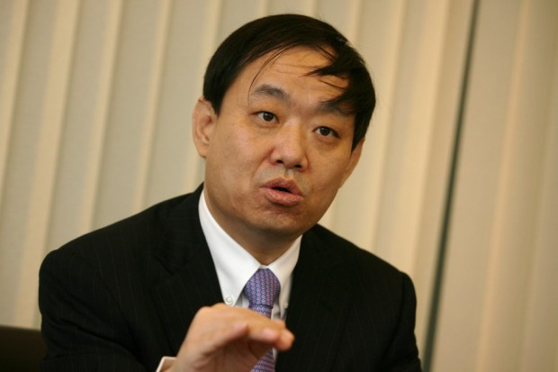 ENN Group Chairman Wang Yusuo