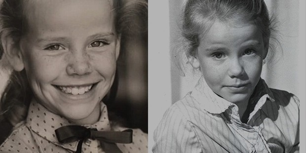 Amanda Peterson Childhood Picture