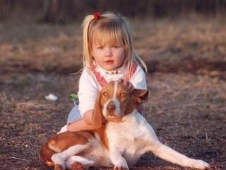 Miranda Childhood Picture