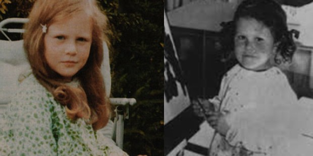 Nicole Kidman Childhood Pictures