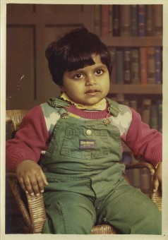 Mindy Childhood