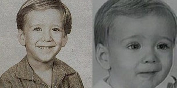 Nicolas cage Childhood Pictures