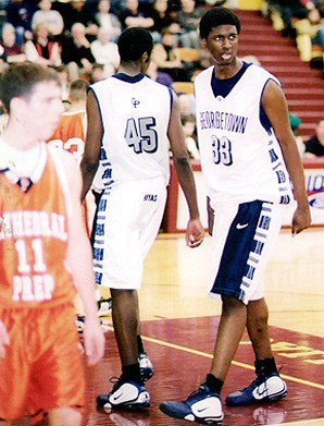 Roy Hibbert At High School