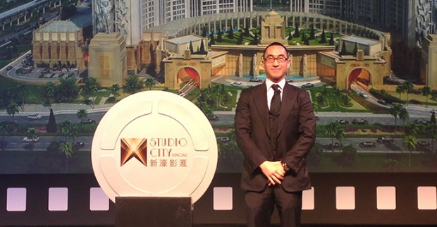 Lawrence Ho, co-chairman and chief executive officer of Melco Crown Entertainment
