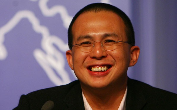 Richard Li , Executive of the Pacific Century Group
