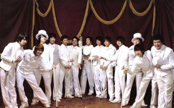 The Super Junior Band