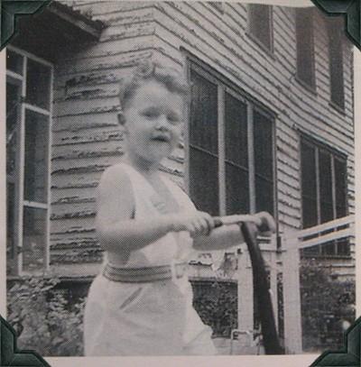 Bill Clinton Childhood