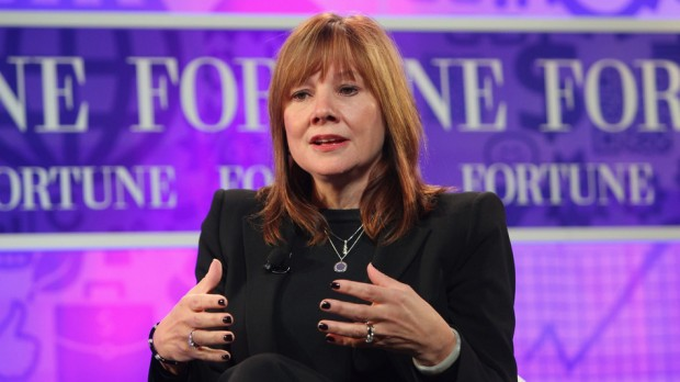 Mary Teresa Barra,  Chief Executive Officer of the General Motors