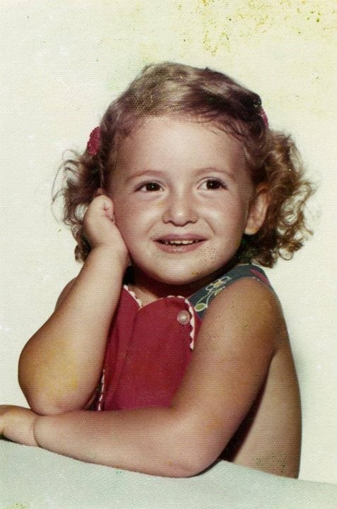 Sheryl Sandberg in her Childhood