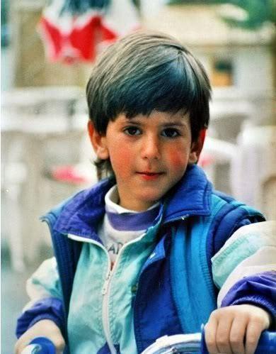 Novak Djokovic Childhood