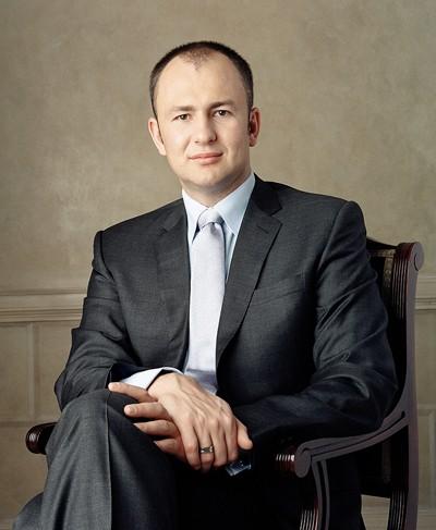 Andrey Melnichenko, Russian businessman and Billionaire