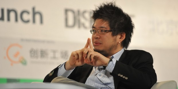 Steve Chen, Chief Technology Officer of the popular website YouTube