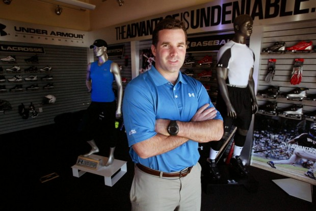 Kevin Plank, Founder of Under Armour
