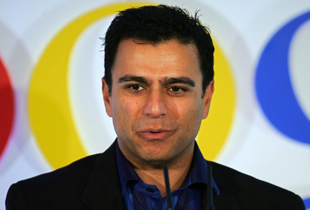Omid Kordestani, Executive Chairman at Twitter