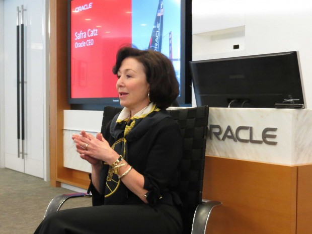 Safra A. Catz, Executive at Oracle Corporation