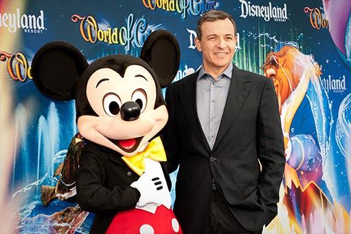 Bob Iger, Chairman of The Walt Disney Company