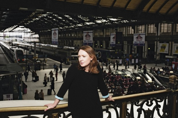 Paula Hawkins, British Author