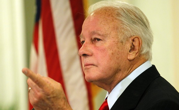 Edwin Edwards, Former Governor of Louisiana