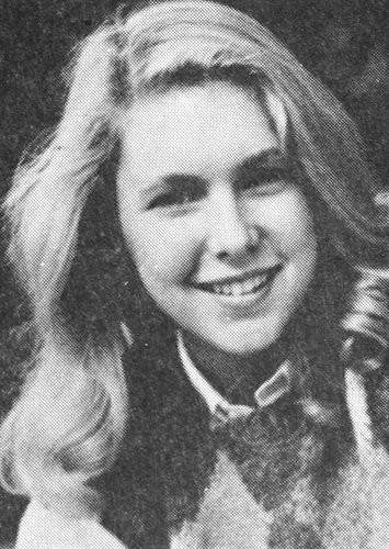 Kirsten Gillibrand young