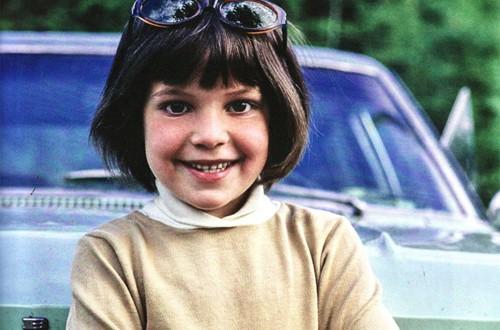 Sarah Palin Childhood