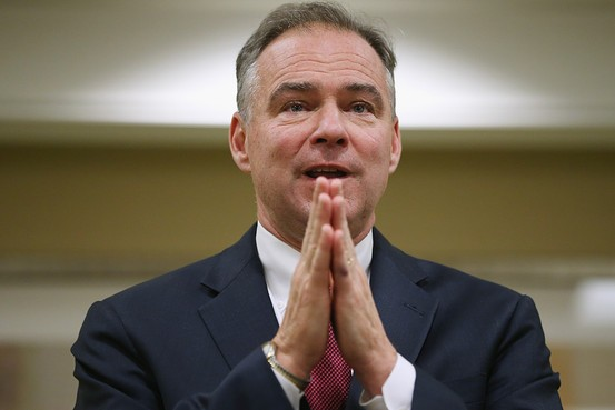 Tim Kaine, United States Senator From Virginia