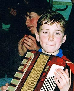 Michael Fassbender Childhood