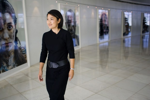 Zhang Xin, Co-founder and CEO of SOHO China