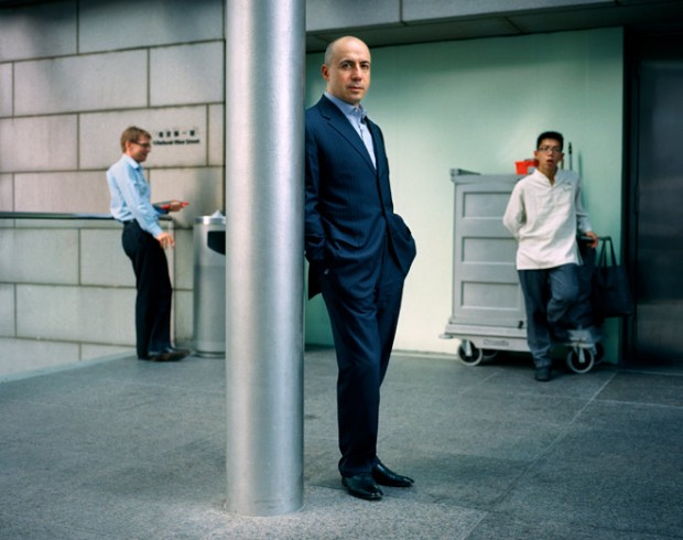 Yuri Milner, Founder of Digital Sky Technologies