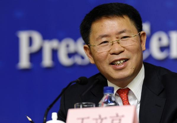 Wang Wenjing, Chairman of Yonyou