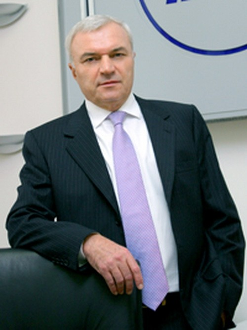 Viktor Rashnikov, Russian Businessman and Politician