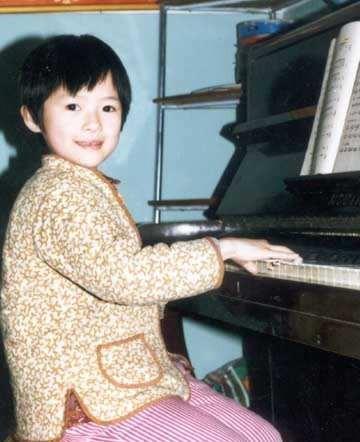 Zhang Ziyi Childhood