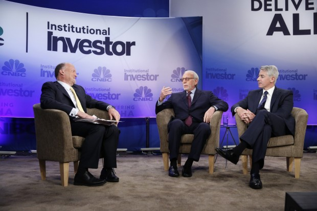 Bill Ackman and Nelson Peltz