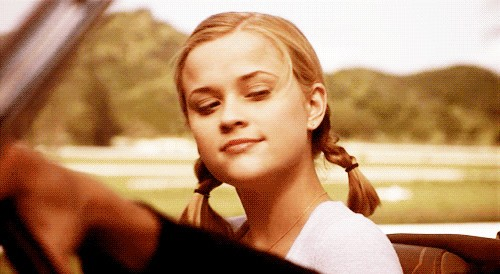 Reese Witherspoon Childhood Photo