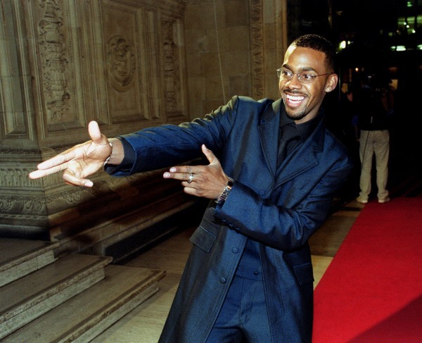 Richard Blackwood in 1999