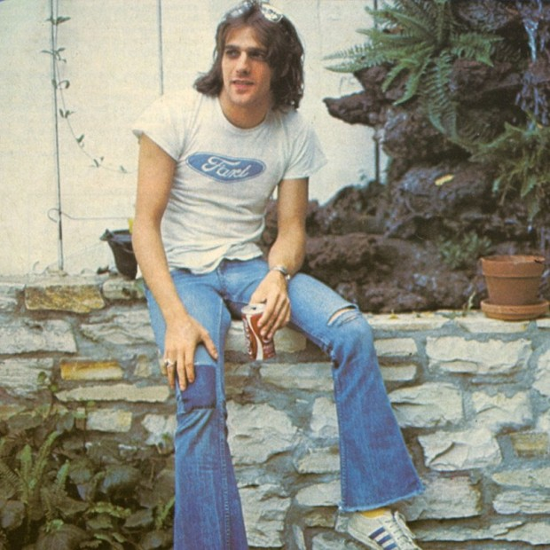 Young Glenn Frey