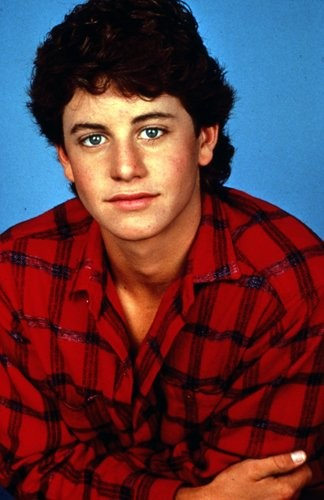 Kirk Cameron In Growing Pains