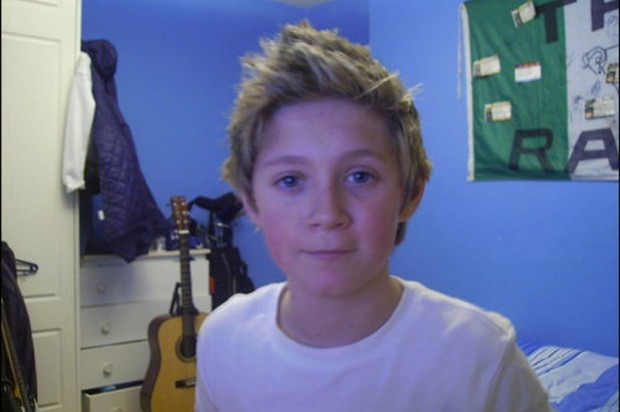 Niall Horan Childhood