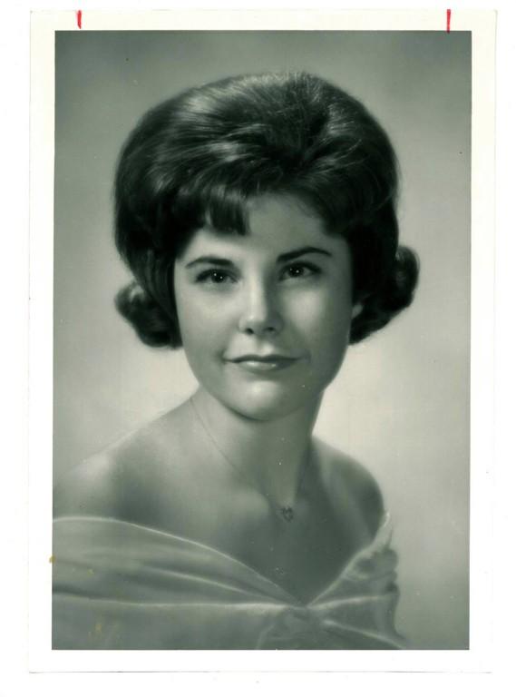 Young Laura Bush